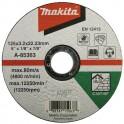 Круг отрезной для кирпича Makita A-85363 125x3x22