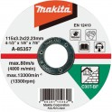 Круг отрезной для кирпича Makita A-85385 230х3х22